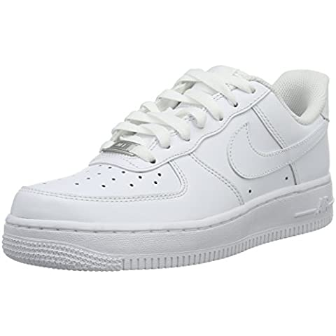 Nike Wmns Air Force 1 '07 Scarpe da basketball, Donna