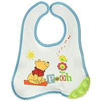 Trudeau 30505001893 Lätzchen mit Beißecke Winnie the Pooh Spring bright