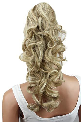 PRETTYSHOP Haarteil Hair Piece Zopf Pferdeschwanz Voluminös ca.50cm Hitzebeständig div. Farben H210