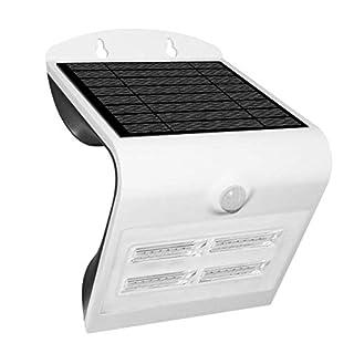 CENTURY ITALIA Solar Projector with 2 W Sensor, White