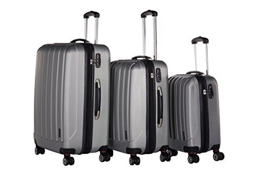 Packenger Valise, argent (Argent) - 503-003P-04