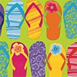 16 Servietten Flip-Flop Sommer Fun Party