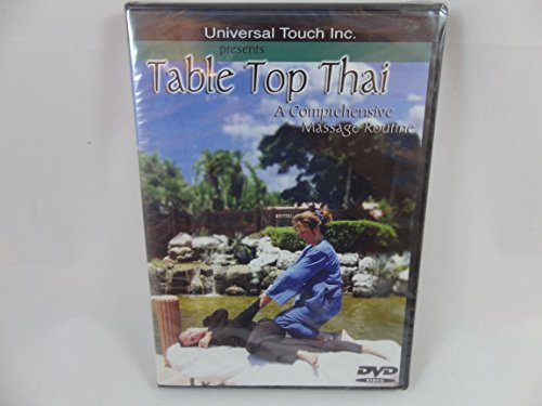 Table Top Thai: A Comprehensive Massage Routine