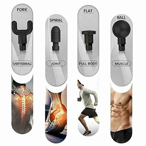Zoom IMG-2 massaggiatori elettrici manuali massaggiatore pistola