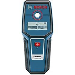 Bosch Professional 0601081100 Détecteur de métal GMS 100 M