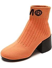 Borse Arancione Donna E Amazon Babbucce it Scarpe vZU6UY