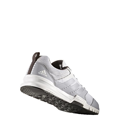 adidas Herren Essential Star 3 M Joggingschuhe Mehrfarbig (Mid Grey S14/night Met. F13/ftwr White)