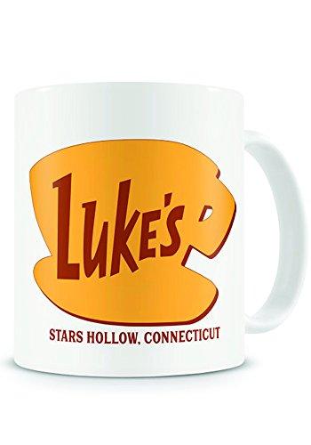 Luke's Diner Gilmore Girls Kaffeetasse