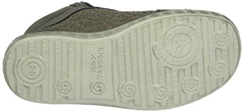 Ricosta Tessa, Baskets Basses Fille Gris - Grau (graphit/patina 457)