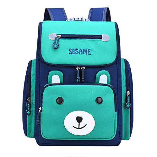 Committede Niedliches Cartoon-Animebild Kinderrucksack Jährige Schultasche Schulrucksack für Kinder 5-10 Jahren Rucksack Wasserdicht Schultasche Teenager Kinder Schulrucksack -
