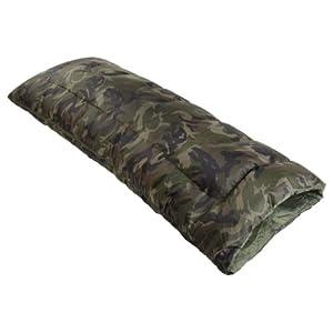 41LHQnduZJL. SS300  - Envelope Sleeping Bag - Camouflage - 250GSM