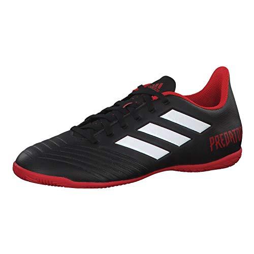 half off 90d04 9019a adidas Predator Tango 18.4 in, Zapatillas de fútbol Sala para Hombre,  (Negbás