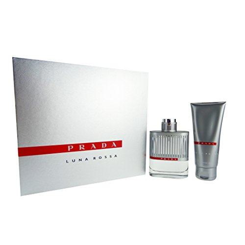 Prada Luna Rossa Giftset EDT Spray 100ml + Shower Gel 100mL