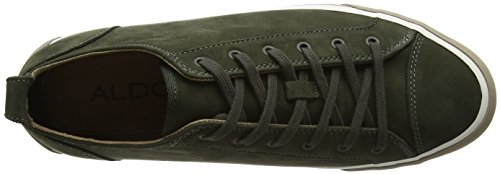 Aldo Yerilian, Baskets Basses Homme Vert - Green (Forest Green / 45)