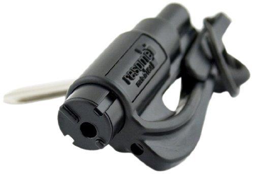 resqme 01.100.01 keychain car escape tool (black) Resqme 01.100.01 Keychain Car Escape Tool (Black) 41LHUhobqCL