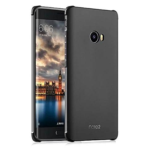 UKDANDANWEI Xiaomi Mi Note 2 Coque,Tpu Silicone Gel Étui Housse