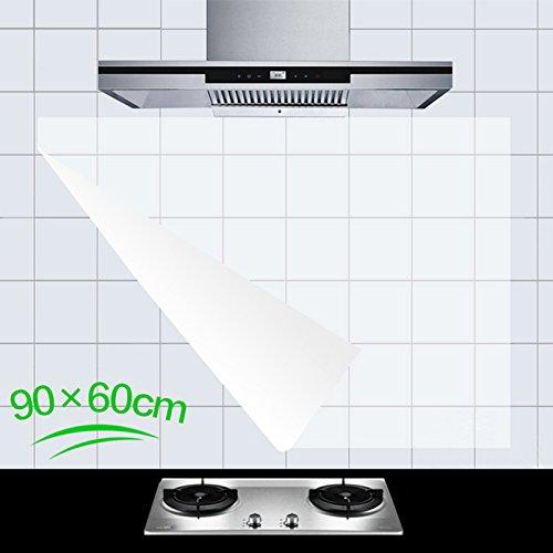 Calcomanía de la etiqueta engomada de la cocina, resistencia al aceite y temperatura para la pegatina a prueba de aceite de la baldosa cerámica de la cocina
