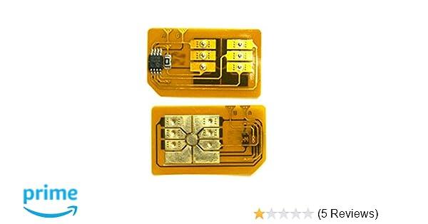 Teflon Universal Unlock Sim Card for I Phone 4
