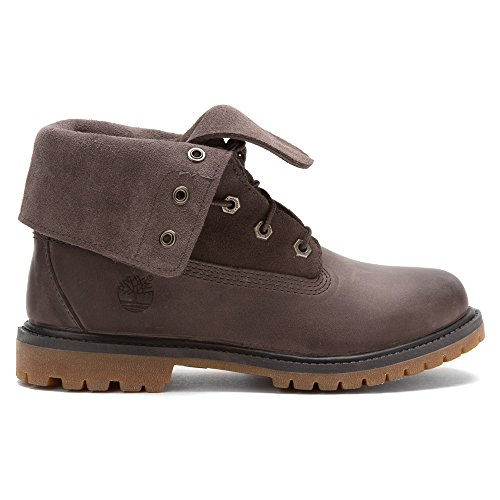 Timberland Roll Top Femme Boots Gris Grey