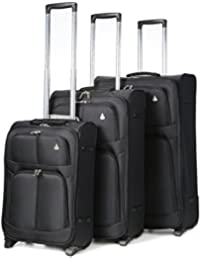 Aerolite Super Lightweight World lightest Suitcase Trolley Cases Bag Luggage
