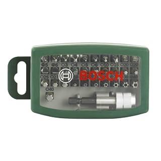 Bosch Bit Set 32tlg. (Für Schraub- und Montagearbeiten)