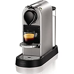 Nespresso Citiz XN740B macchina per caffè espresso di Krups, colore argento