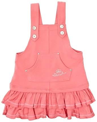 Diesel Baby Girl's Dress Bubblegum Pink 9 Months