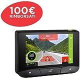 COYOTE S Fixed 4' Touchscreen 155g Black navigator - navigators (10.2 cm (4'), Fixed, Black, 155 g, 114 mm, 76.7 mm) immagine