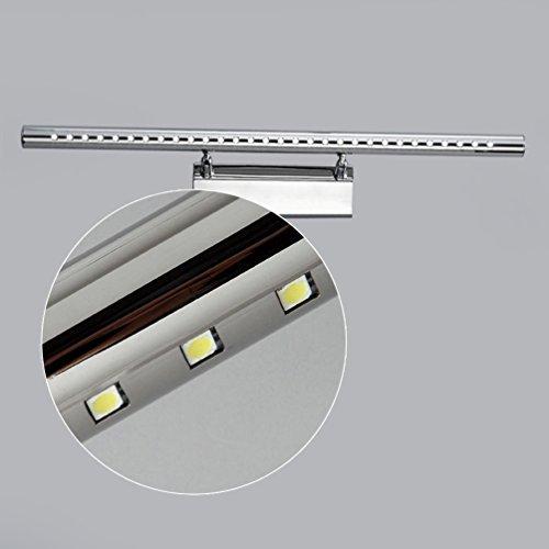Lightess-Lampada-da-Specchio-a-LED-9W-Lampade-Specchio-Bagno-Impermeabile-Lampada-da-Parete-per-Bagno-Decorazione-in-Acciaio-Inossidabile-con-Interruttore-Bianco-Freddo