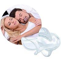 Preisvergleich für Byjia Stop Schnarchen Lösung, Anti Schnarchen Schlafmittel Zunge Retainer Für Männer und Frauen