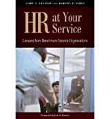 HR at Your Service: Lessons from Benchmark Service Organizations (Paperback) - Common
