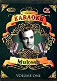 Sing Along Karaoke-Mukesh Vol.1