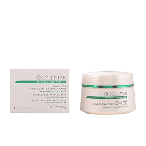 Collistar Cura Capillare, Perfect Hair Reinforcing Extra-Volume Mask, 200 ml