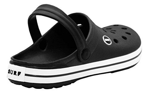 Schwarz Herren Footwear A amp;h Clogs nFqHSI