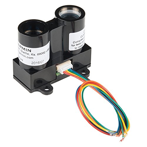 Sensor medición distancia tecnología láser Lidar