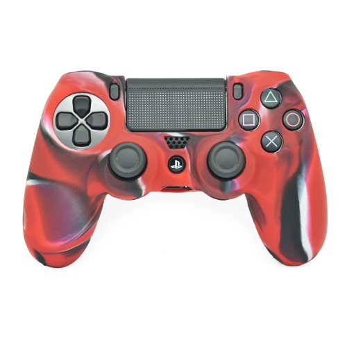 iprotect-custodia-protettiva-per-controller-skin-in-rosso-nero-sony-playstation-4