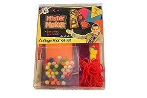 Mister Maker 88833Collage Marcos de Fotos Kit de Manualidades