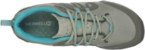 Merrell PROTERRA VIM SPORT J57258 Damen Trekking & Wanderschuhe aluminiumfarben