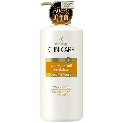P&G Pantene Clinicare | Hair Care | Volume Up Conditioner 550g