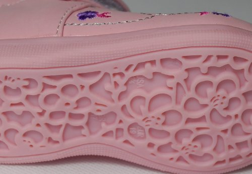 schuhexpress , Ballerines pour fille Rose - Rose
