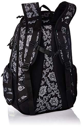 Nike 26 Ltrs Black/Black/White Casual Backpack (BA6348-010) Image 2