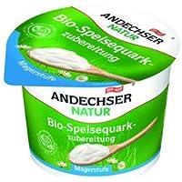 Andechser Natur Bio Bio Magerquark m Jog. 0% (6 x 250 gr)
