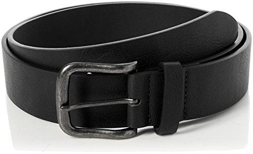 New look casual, cintura uomo, nero (black), (taglia produttore: l-xl)