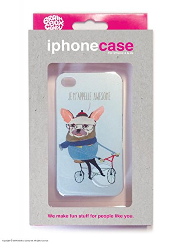 je-mappelle-awesome-iphone-case