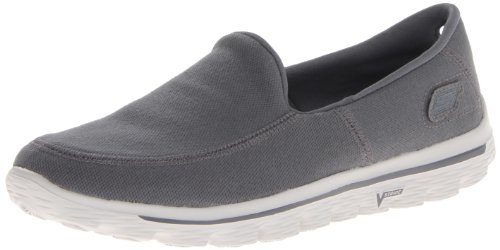 skechers-go-walk-2maine-herren-sneakers-grau-char-gre-42-eu-75-uk