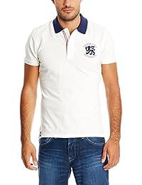 Polo Pepe Jeans Shadwell Blanco