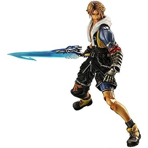 Import Europe - Figura Final Fantasy X: HD Remaster Tidus Play Arts Kai