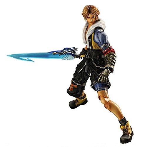 Import Europe - Final Fantasy X Figure: HD Remaster Tidus Play Arts Kai