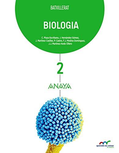 Biologia 2. Batxillerat (Aprendre és créixer en connexió) - 9788469813355