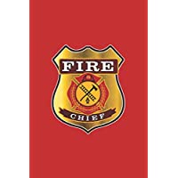 Fireman, Fire Chief, Notebook, Fun Play Journal For Boys & Girls: A blank lined notebook for kids play, games and fun.